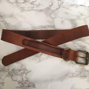 Gap Leather Brown Belt